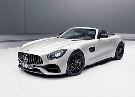 Mercedes AMG GT C Roadster Edition 50.