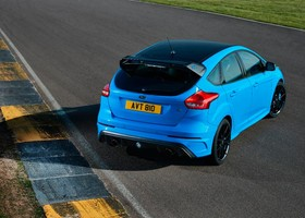Nuevo pack opcional del Ford Focus RS.