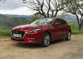 El color Soul Red es ya un distintivo de Mazda.
