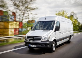 Nuevas Mercedes Sprinter Tech-City y Tech-Road 2017