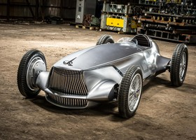 Infiniti Prototype 9 de Pebble Beach