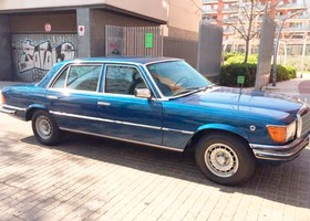 Mercedes 450 SEL 6.9 casa real Catawiki