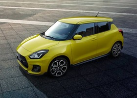 Suzuki Swift Sport 2018.