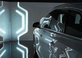 The e-tron room, experiencia Audi.
