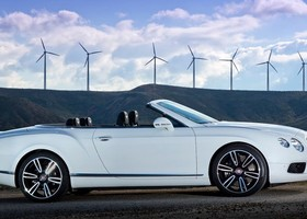 Bentley Continental GT Convertible 1,1 millones