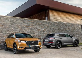 DS7 Crossback: el primer modelo 100% DS