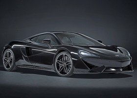 McLaren MSO 570GT Black Collection 2018