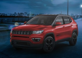 Jeep presenta dos ediciones especiales del Compass: Night Eagle y Business.