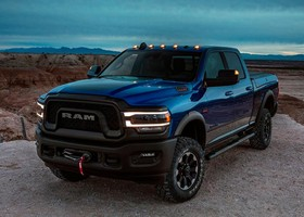 Dodge RAM Power Wagon.