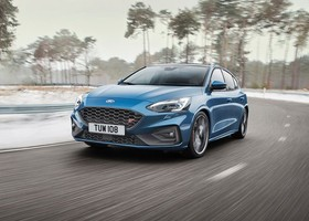 El Ford Focus ST 2019 estará disponible en verano.