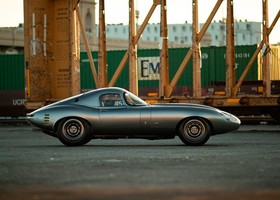 Jaguar E-Type Low Drag