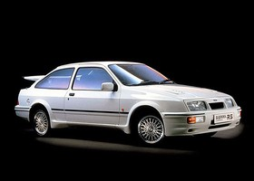 Ccohes miticos: Ford Sierra Cosworth