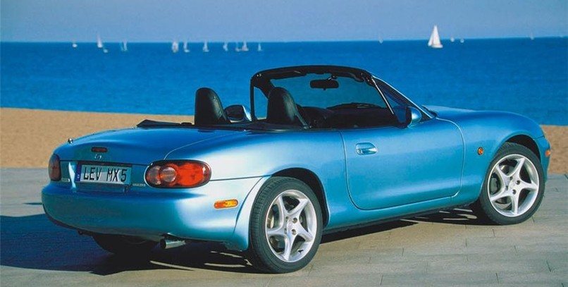 MX-5 Roadster Coupe 1.8L
