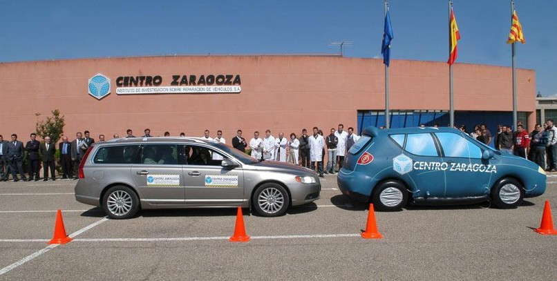 Sistema de seguridad City Safety