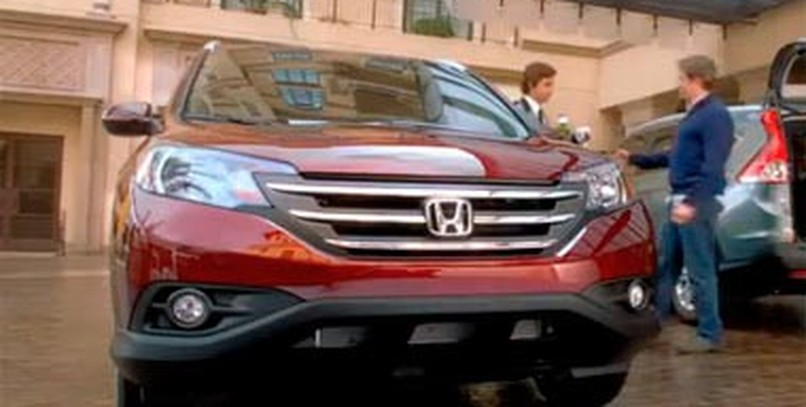 Honda CR-V: anuncio Super Bowl 2012