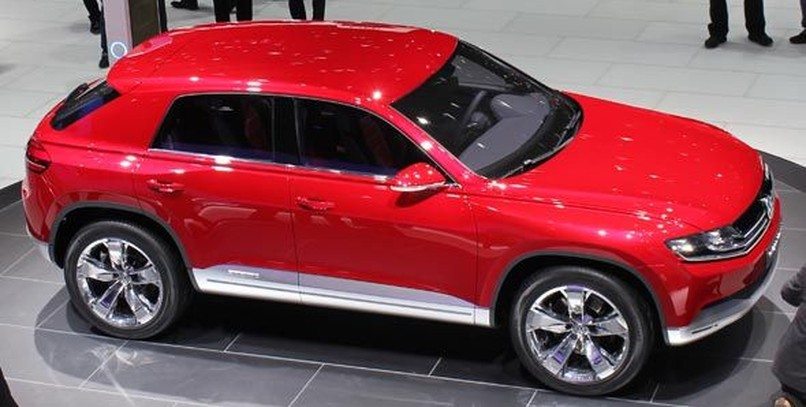 VW Cross Coupé, récord de consumo en Ginebra 2012
