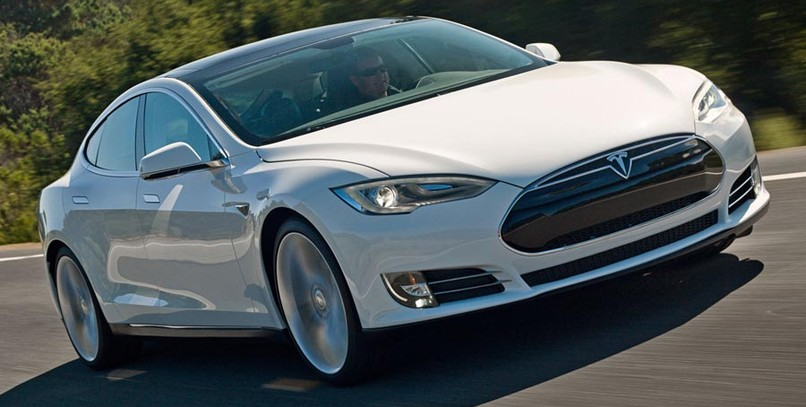 El Tesla Model S estará disponible en Europa desde 72.600 euros.