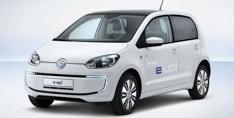 Volkswagen e-Up!, lo veremos en Barcelona