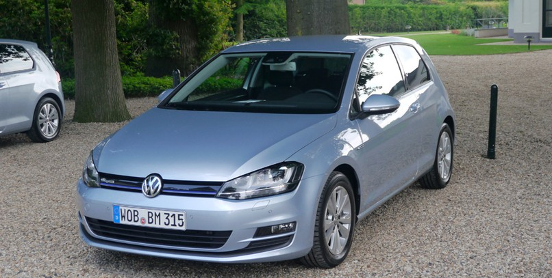 El VW Golf TDi Bluemotion optimiza los consumos hasta lograr 3,2l/100km