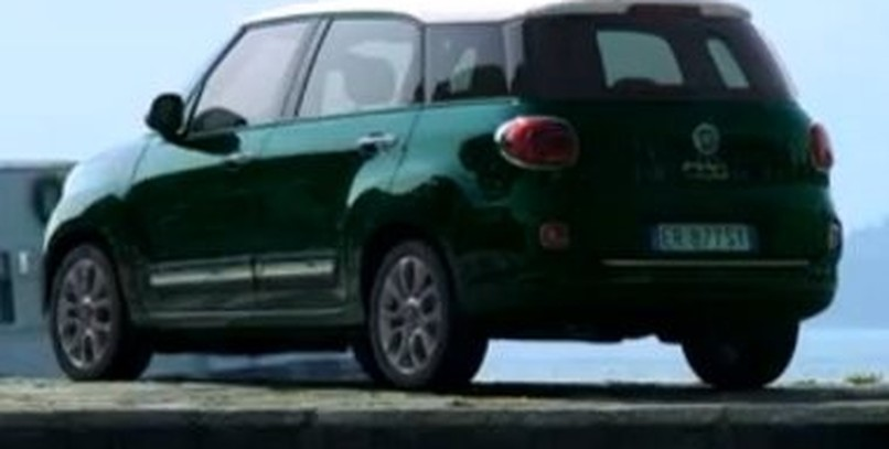 Fiat 500L Living 2013, en vídeo