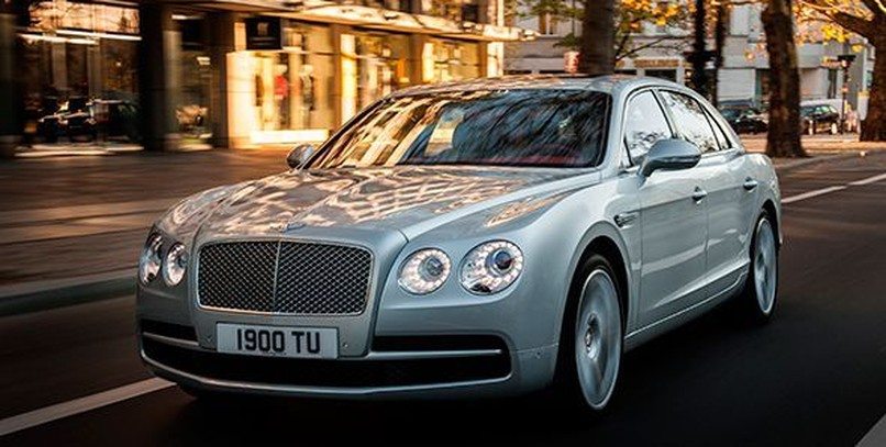 Nuevo Bentley Flying Spur V8 y GT Speed en Ginebra 2014