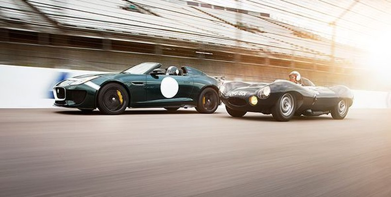 Jaguar F-Type Project 7, con 575 CV: más fotos