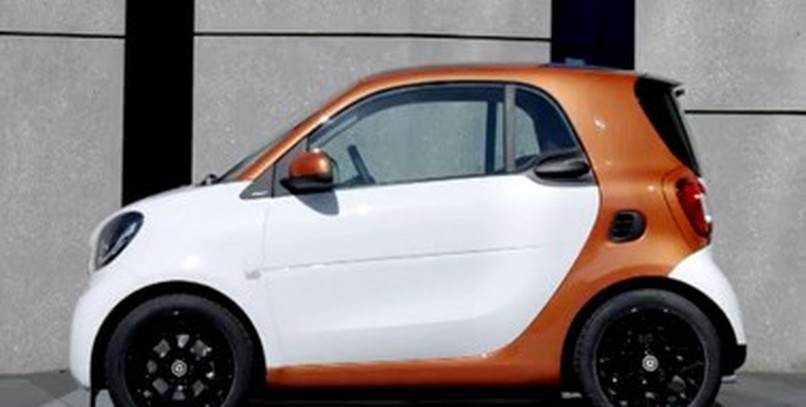 Vídeo: Nuevos Smart ForTwo y ForFour 2015