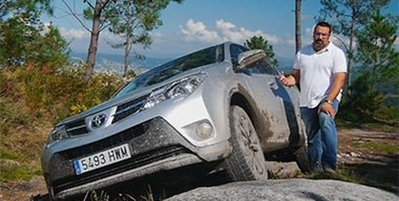 Vídeo prueba: Toyota Rav4 120d 4wd Advance