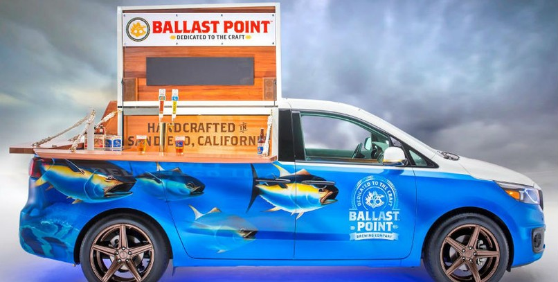 Kia Ballast Point Sedona