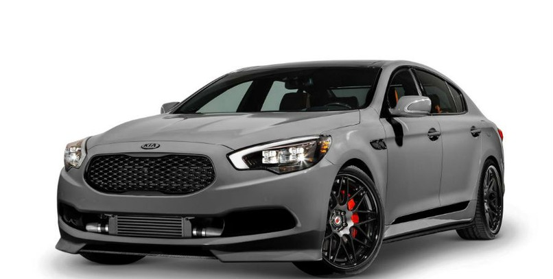 Kia High Performance K900