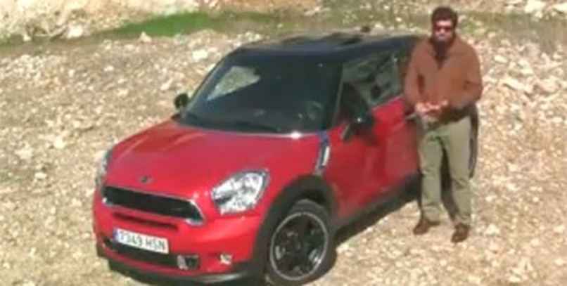 Vídeo prueba: Mini Paceman Cooper SD