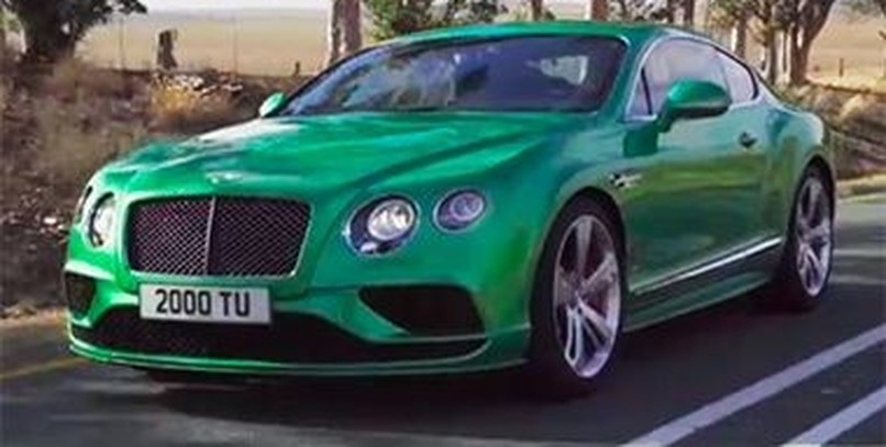 Los nuevos Bentley Continental GT Speed y V8 S 2015 en vídeo