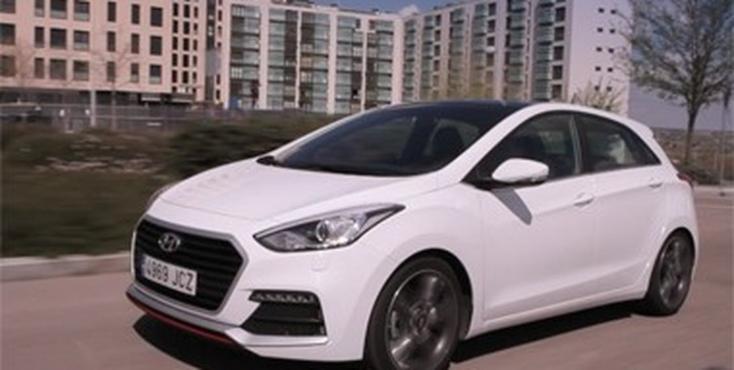 Vídeo: Hyundai i30 Turbo