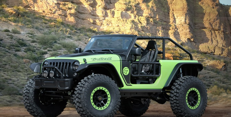 Jeep Trailcat.