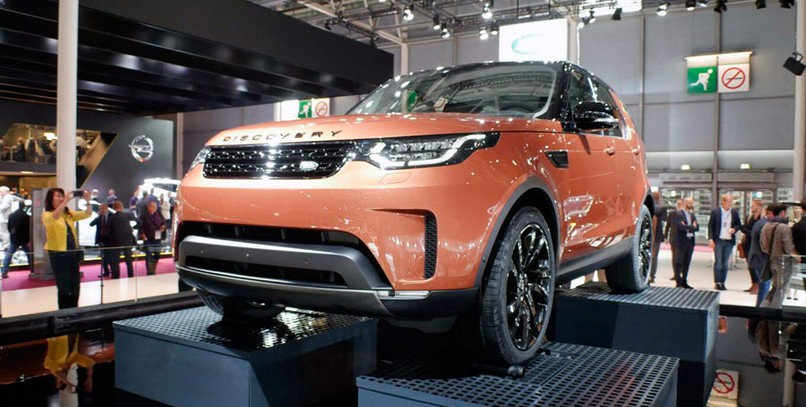 Nuevo Land Rover Discovery 2016