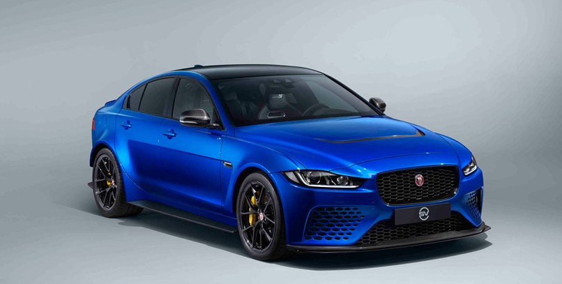 Jaguar XE SV Project 8 Touring: 600 CV matriculables en edición limitada