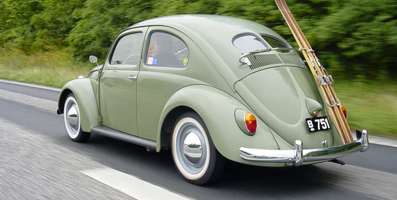 Volkswagen Escarabajo Split window