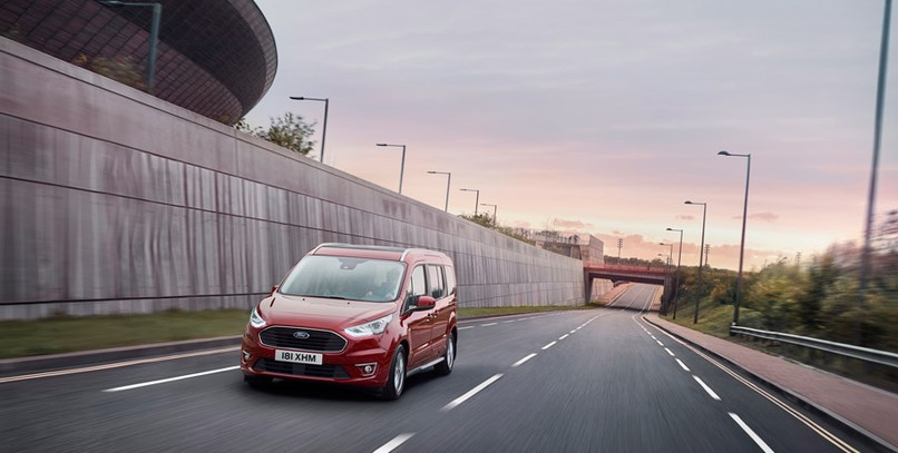 Ford Tourneo Connect 2018.
