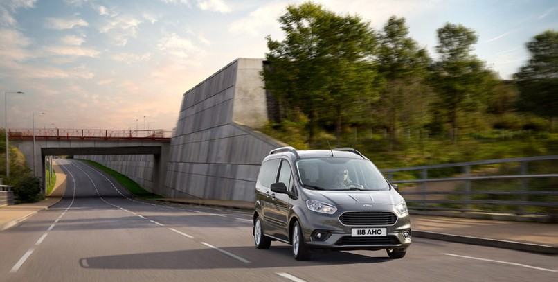 Ford Tourneo Courier 2018.