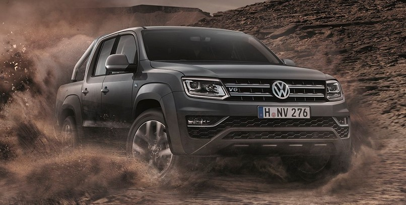 VW Amarok V6: el pick up más potente del mercado