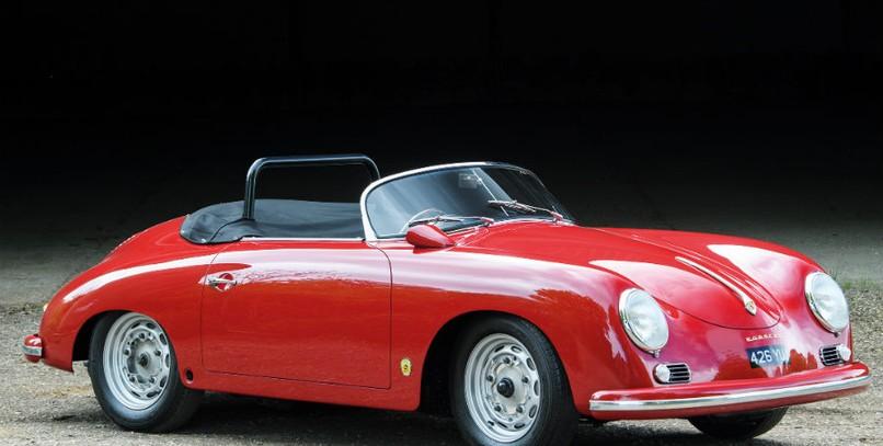 Porsche 356 A RHD Speedster: lo exclusivo de lo exclusivo