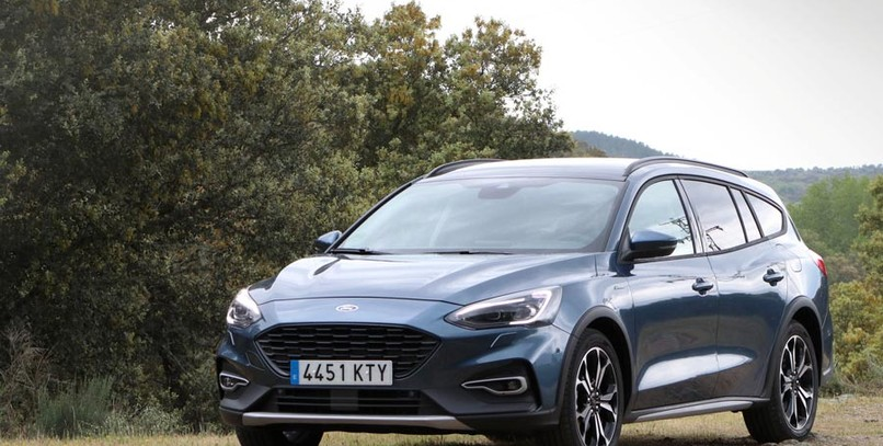 Prueba del Ford Focus Sportbreak Active 2019