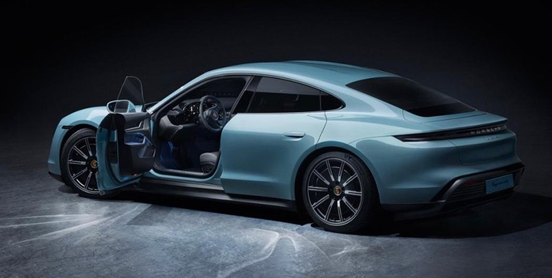 Ya disponible el Porsche Taycan 4S 2020