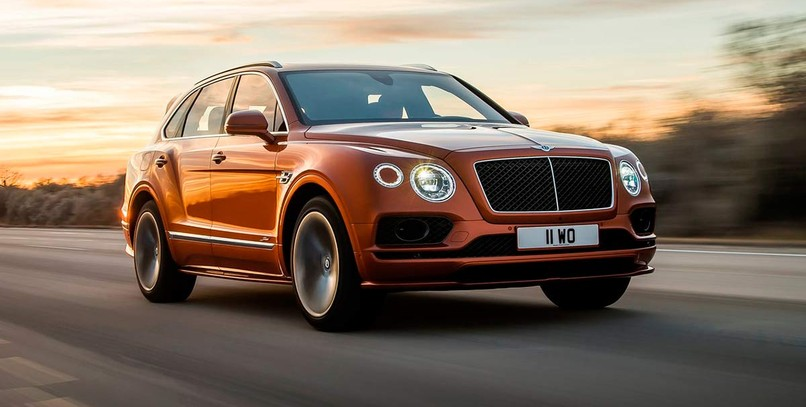 VÍDEO | ¿Cuánto se tarda en fabricar un Bentley Bentayga Speed?