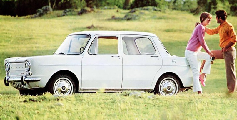 Coches míticos: Simca 1000, el filete del pobre