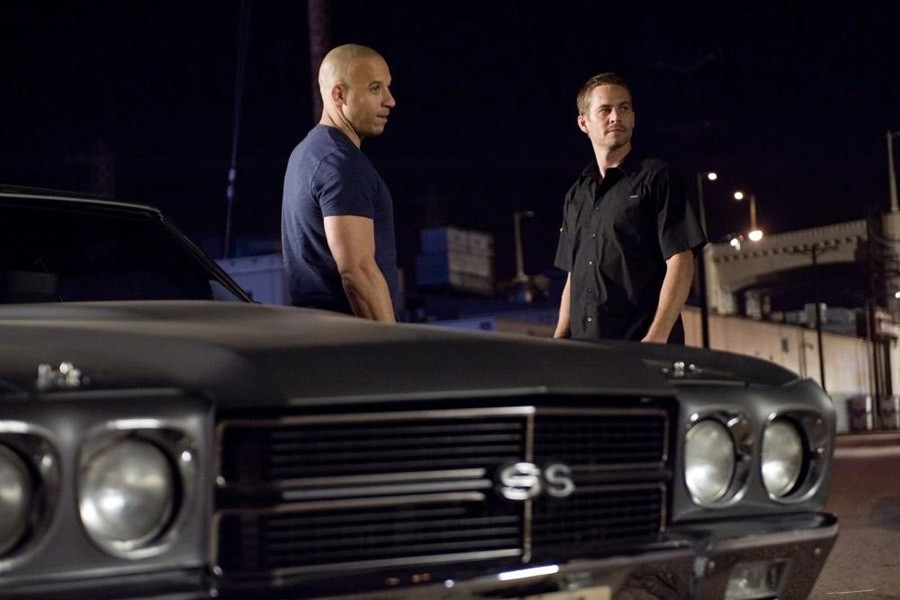 "Chevrolet Chevelle SS, el coche de Toretto en ""The Fast and the Furious"" (1)."