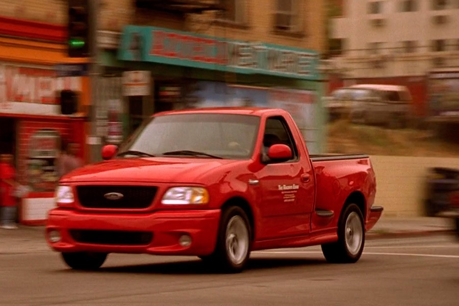 "Ford F-150 SVT Lightning, el coche de O'Conner en ""The Fast and the Furious"" (1)."