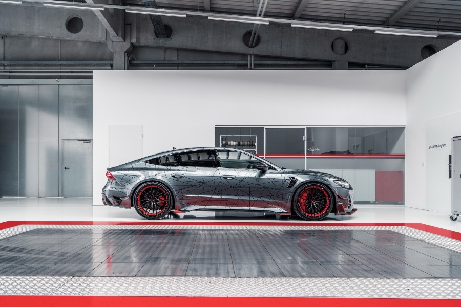 Audi RS7-R by ABT 2020.