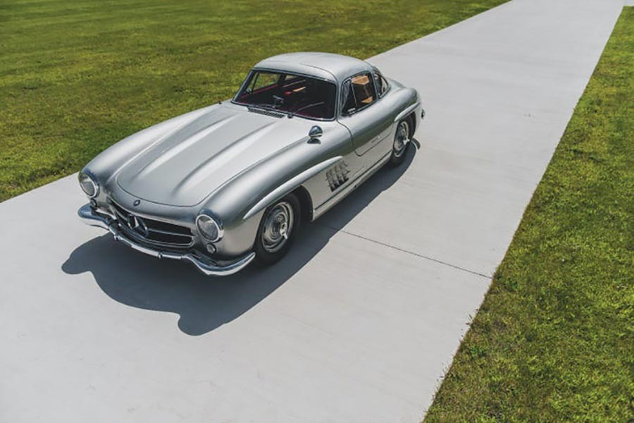 Mercedes-Benz 300 SL Gullwing de 1955