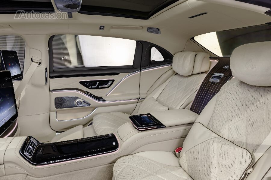 Mercedes-Maybach Clase S 2020